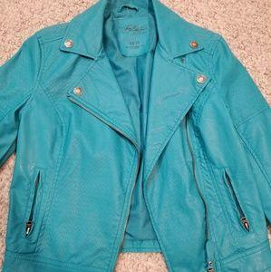 Pretty little liars leather Jacket